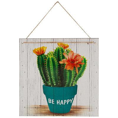Табличка для интерьера Be happy ИТ-024