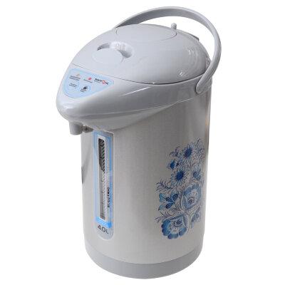 Чайник электрический термопот 4 л MAXTRONIC MAX-R403 автоматический 750 Вт