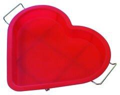 Силиконовая форма для выпечки «Сердце» 93-SI-FO-17 Regent