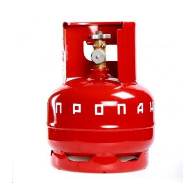 Баллон газовый под пропан на 5 литров с ВБ-2, Беларусь