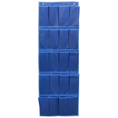 Органайзер для хранения вещей подвесной 20-ти секционный 45x128 см Рыжий КОТ