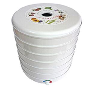 Электросушилка Ветерок 2 ЭСОФ-0,6/220-01 для овощей и фруктов 6 поддонов