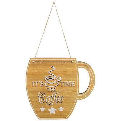 Табличка для интерьера It's time for Coffee ИТ-031
