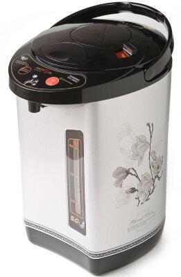 Чайник электрический термопот 5 л MAXTRONIC MAX-50MEG1 3 режима подачи воды