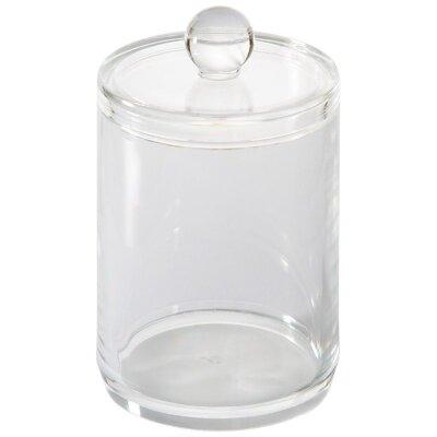 Органайзер для хранения ватных палочек Топ цилиндр 7x7x11.5 см