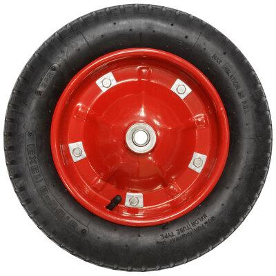 Колесо для тачки 3.00-8 33 см модели WB4107 ширина 7 см