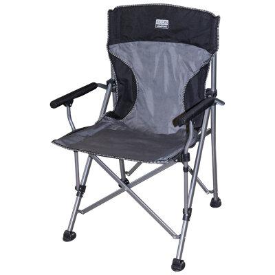 Кресло походное ECOS складное с подлокотниками 51х57х95/47 до 130 кг