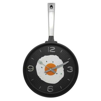 Часы настенные кварцевые HOMESTAR HС-12 сковорода 43x25x4 см