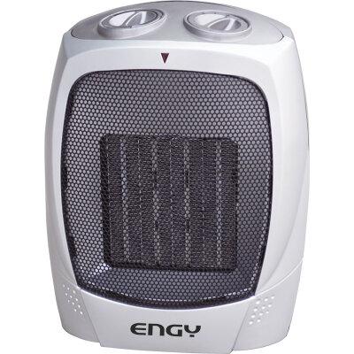 Обогреватель вентилятор керамический 1500 Вт Engy KRP-5 настольный