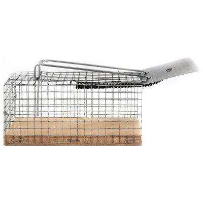 Мышеловка ловушка гуманная для мышей 12х5х5.5 см