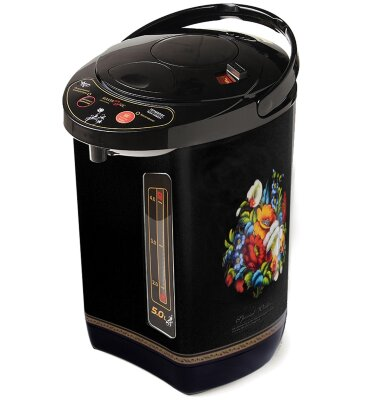 Чайник электрический термопот на 5 л MAXTRONIC MAX-50MEW3 3 режима подачи воды