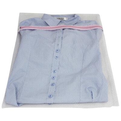 Мешок сетка для стирки нижнего белья в 50х60 см Рыжий КОТ WMB-002