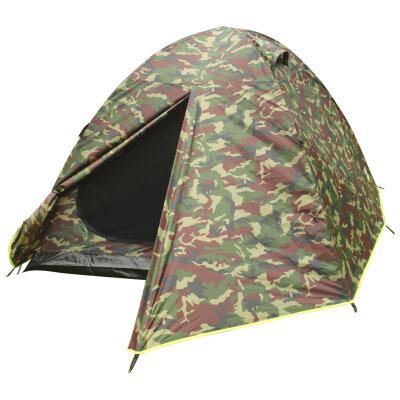 ECOS Охотник 3 Палатка камуфляжная 3х местная 350х180х120 см