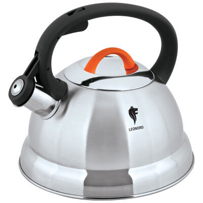 Чайник на плиту со свистком 2.3 л Leonord Freundlich-3001QS