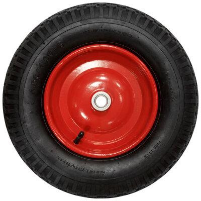 Колесо для тачки 4.00 8 надувное 380 мм для модели WB5202