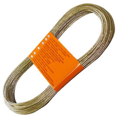 Шнур бельевой металл 20 м., супер-прочный