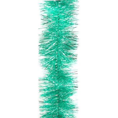 Елочная мишура новогодняя на проволоке 1.8 метра 4 слоя