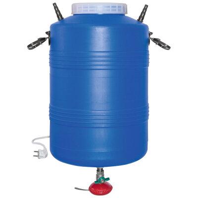 Водогрей 50П на 1,5 кВт и  50 л для дачного душа