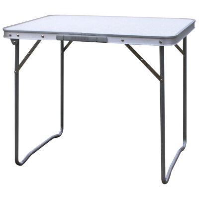 Стол походный складной алюминиевый ECOS GH-404 70х50х60 см до 30 кг