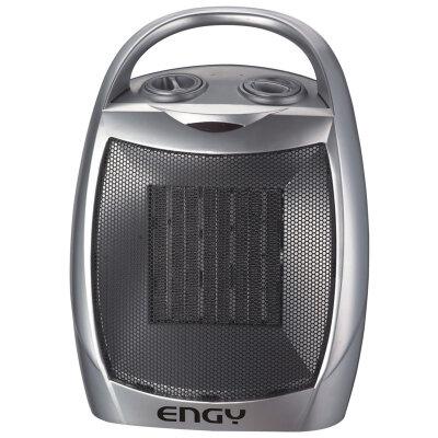 Керамический тепловентилятор настольный 1500 Вт Engy РТС-308A с регулируемым термостатом