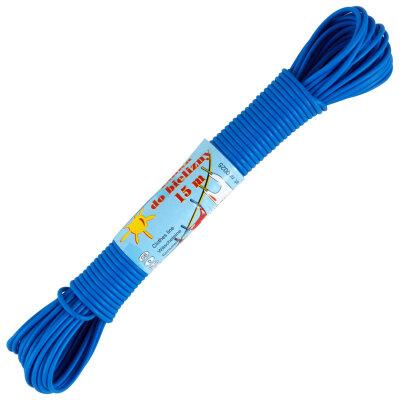 Шнур бельевой полипропиленовый 15м