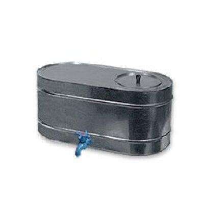 Бак оцинкованный 55 л для воды с краном, 67х33х31 см