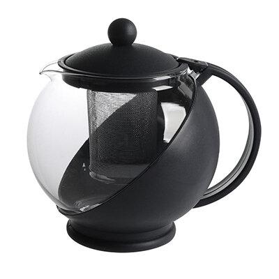 IRIT KTZ-125-003 Чайник заварочный стеклянный с ситечком 1.2 литра