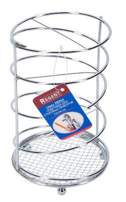 Regent 93-TR-05-01 Подставка под столовые приборы 12х16 см из стального прутка