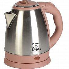 Чайник электрический в нержавеющем корпусе 1.5 л ОЧАГ PR-503 1500 Вт, диск