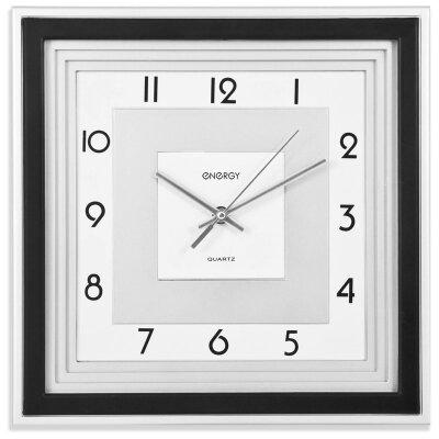 Часы настенные ENERGY ЕС-11 кварцевые 32x32 см на батарейке