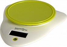 Весы бытовые кухонные электронные MAXTRONIC MAX-895G точность до 1 г