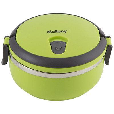 Термоконтейнер пищевой 0.6 л SEMPLICE Mallony из нержавеющей стали