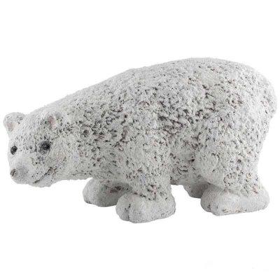 Фигурка декоративная керамическая Медвежонок 52x22x27.5 см