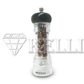 Мельница для помола перца 15 см KL-11113 ручная