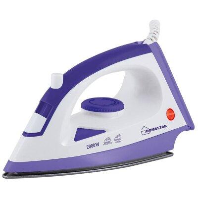 Утюг с тефлоновым покрытием HomeStar HS-4001 фиолетовый 2000 Вт
