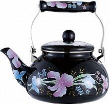 Чайник эмалированный 1.5 л GR-TH-1505 GRACE Черный