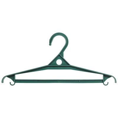 Вешалка плечики для верхней одежды размер 44-46, длина 38 см, пластиковая