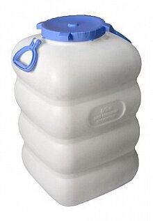 Фляга Гранде 80 л пищевая для воды С906 с ручками