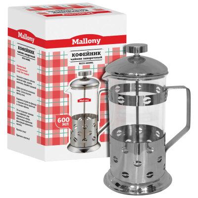 Кофе-пресс Caffè B535-600ML Mallony 600 мл