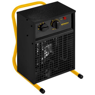 Тепловентилятор пушка для обогрева помещений 3 кВт ENGY EN-3S 220в, квадратная