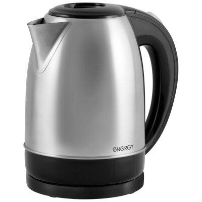 Чайник ENERGY E-277 1.7 л из нержавеющей стали  цвет - Серебристый