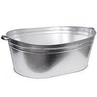 Ванна оцинкованная 80 литров, 76х46х35 см
