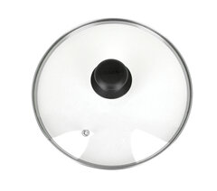 Крышка стеклянная Regent 93-LID-01-22 22 см