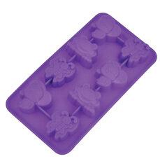 Форма силиконовая для льда «Фауна» Regent 93-SI-FO-16.11 19.5x10.5x2.5 см