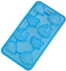 Форма силиконовая для льда «Путешествие» Regent 93-SI-FO-16.12 на 8 шт 19.5x10.5x2.5 см