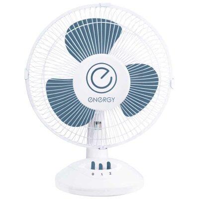 Вентилятор электрический настольный 22.5 см ENERGE EN-0605 30 Вт, 2 скорости