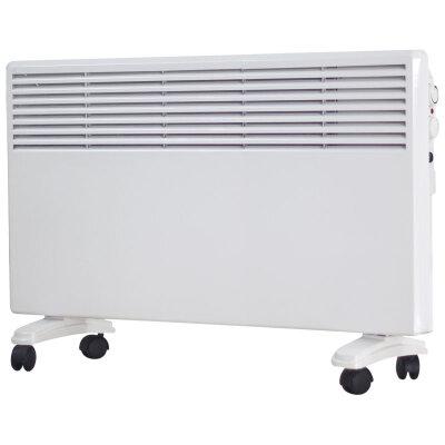 Конвектор напольный электрический 2 кВт Engy EN-2000W с терморегулятором на колесиках