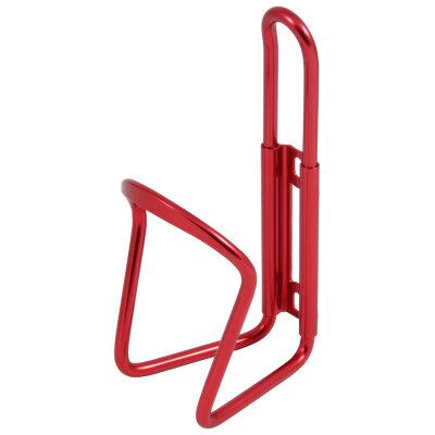 Держатель фляги на велосипед алюминиевый Ecos VEL-13-1 красный