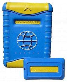 Ящик почтовый одиночный СТАНДАРТ с пластиковой защелкой и накладкой Ковров