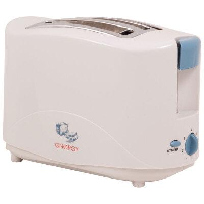 Тостер для поджаривания хлеба EN-264 Energy Белый 750 Вт